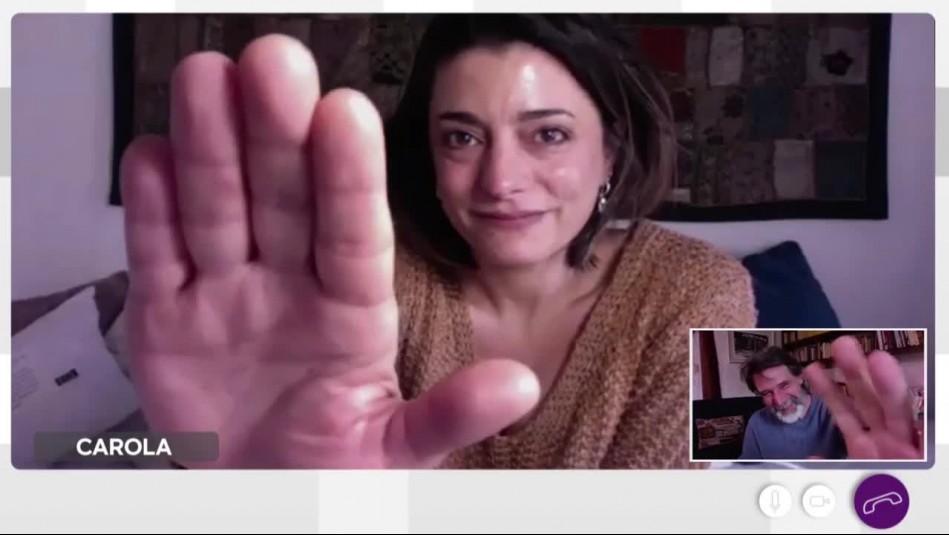 Historias de Cuarentena: Carola terminó su matrimonio con Pablo