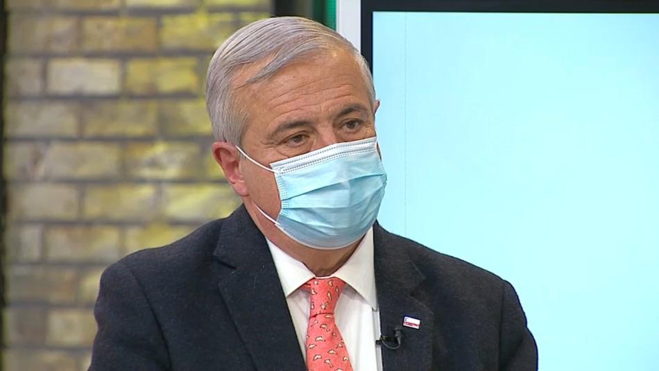 Mañalich por avance del coronavirus en Chile: