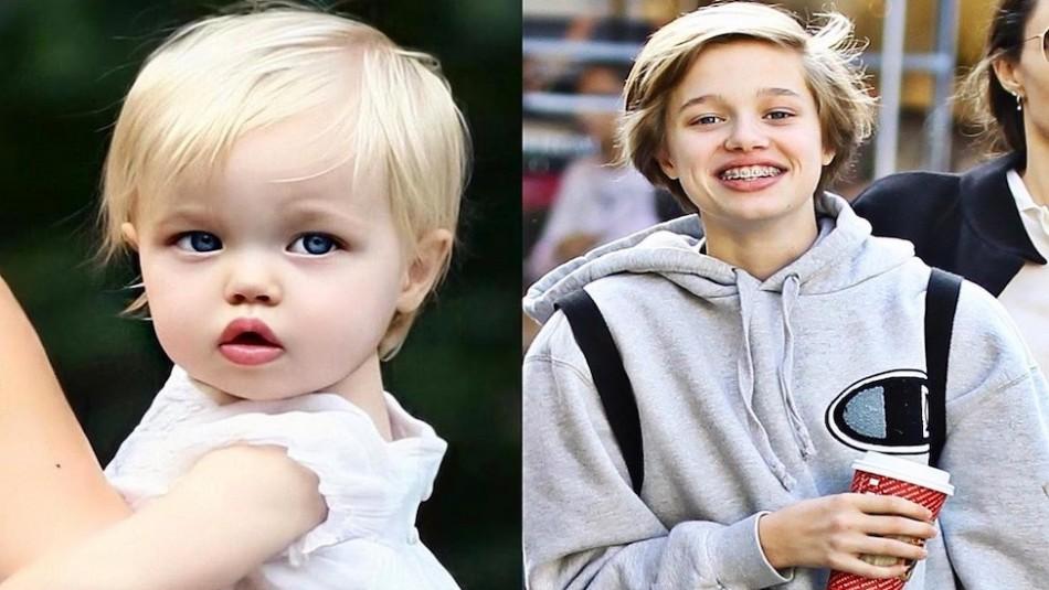 La primogénita de Angelina Jolie y Brad Pitt cumplió 14 años y estas son las últimas fotos que corren por las redes