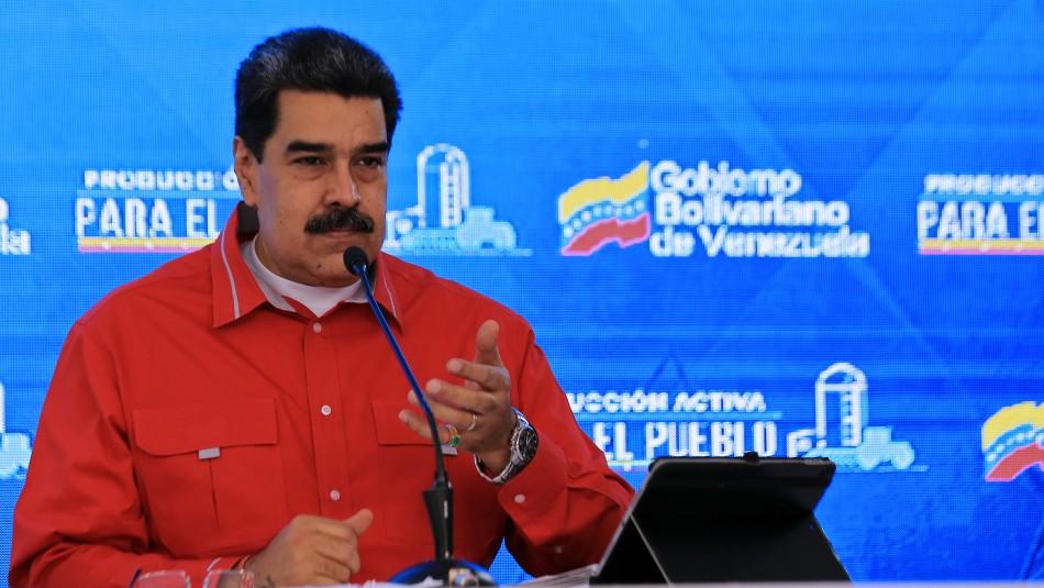 Maduro sugiere aumento de precio de la gasolina en Venezuela:
