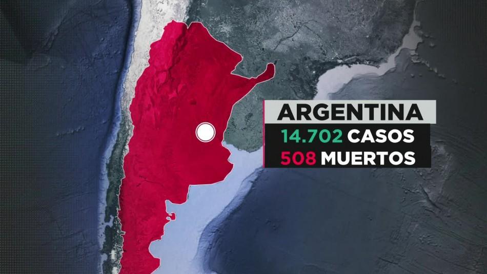 Coronavirus en Argentina: Indignación por fiesta de políticos y empresarios