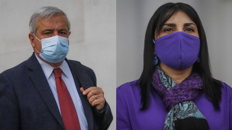 Ministra Karla Rubilar pone paños fríos al conflicto con Jaime Mañalich