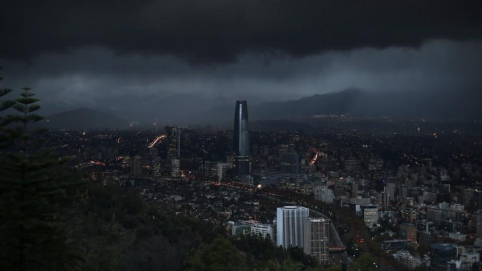 Santiago con lluvias por la mañana: Revisa el pronóstico del tiempo
