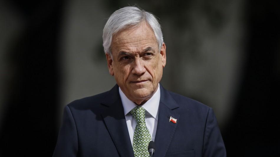 Cadem: Aprobación de Piñera sube al 29% en medio de la pandemia por coronavirus