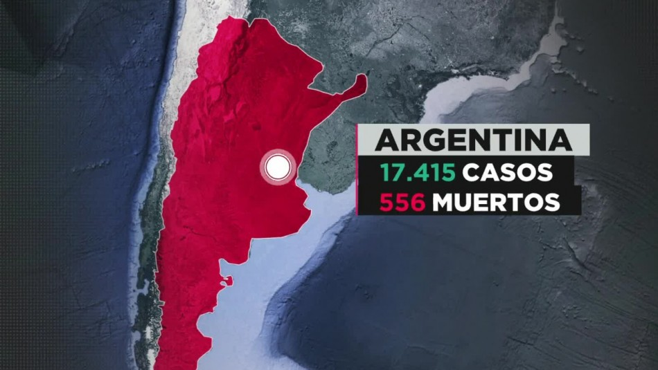 Coronavirus en Argentina: Manifestantes piden fin a la cuarentena