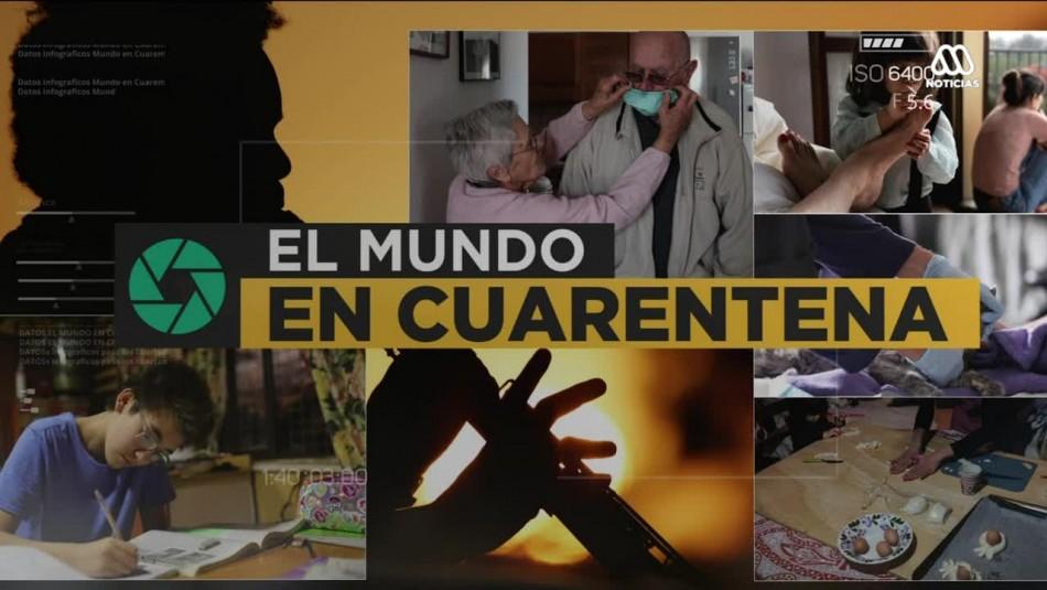 El Mundo en Cuarentena: Reabren los centros históricos de Europa