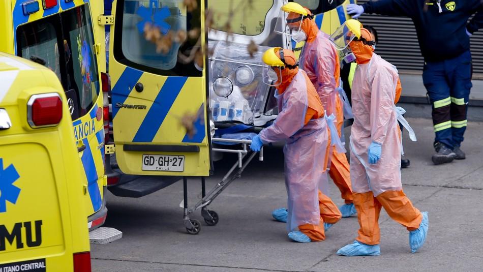 75 muertos: Chile vuelve a superar cifra más alta de fallecidos por coronavirus en un día