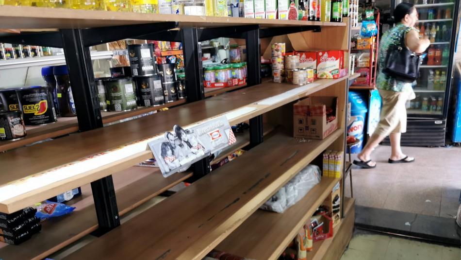 Abastecimiento de algunos productos complica a almacenes de barrio en plena pandemia