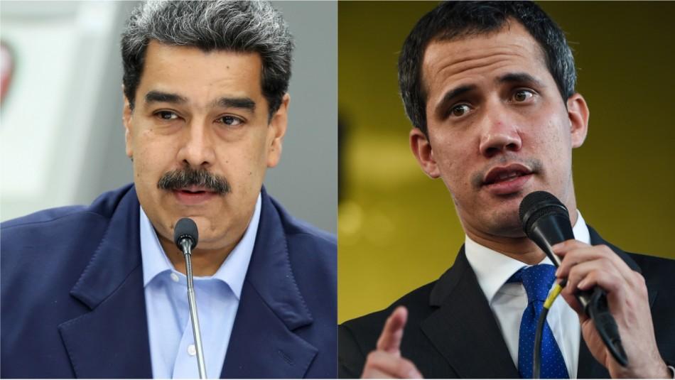 Maduro y Guaidó llegan a acuerdo para buscar recursos contra el coronavirus en Venezuela