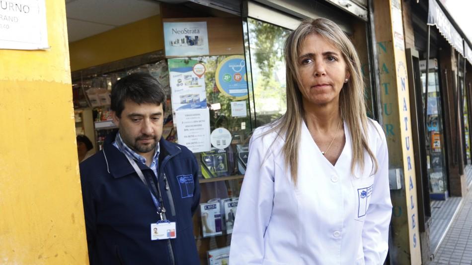 Mañalich explica contratación de María Soledad Velásquez en el Minsal ante
