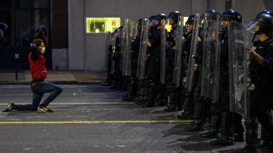Fotos: Las protestas tras la muerte de George Floyd en Estados Unidos