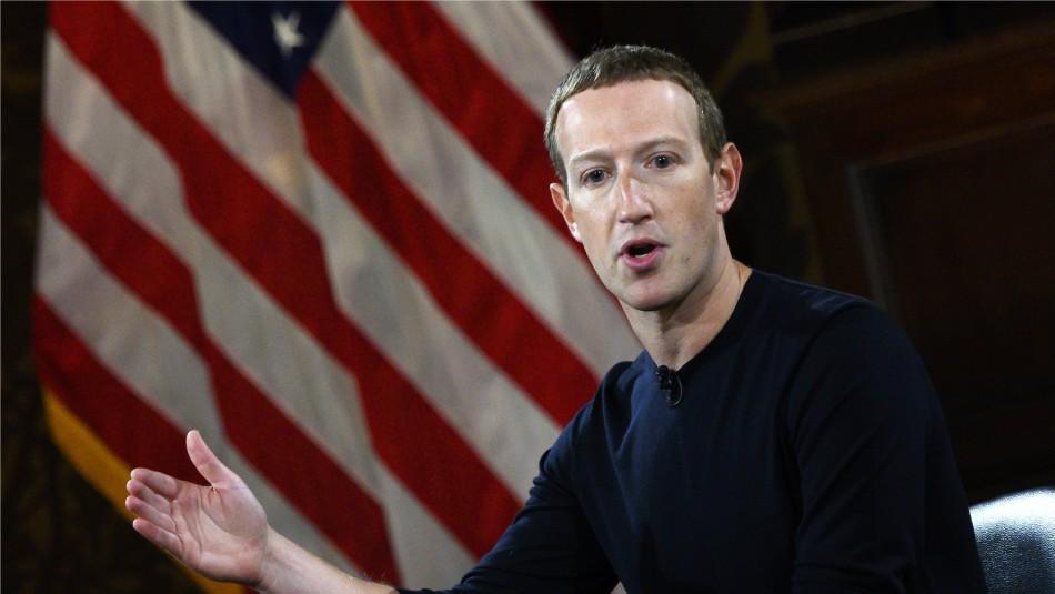 Mark Zuckerberg defiende su decisión de negarse a moderar mensajes de Trump en Facebook