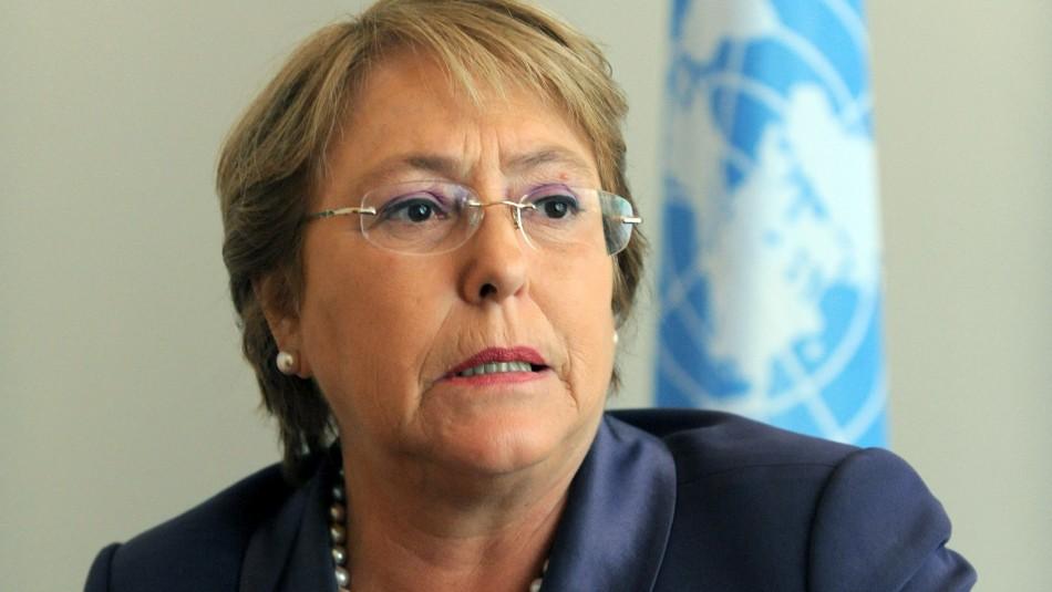 Bachelet critica endurecimiento de la censura en China y otros países asiáticos durante pandemia