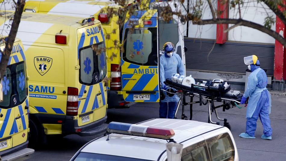 Coronavirus en Chile: Minsal confirma 87 muertos en últimas 24 horas tras aplicación de nuevo criterio