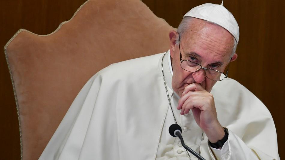 Papa Francisco tras protestas por muerte de George Floyd: