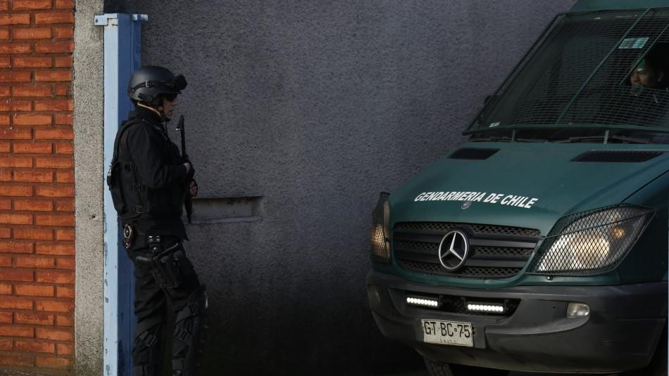 Gendarmería confirma muerte del primer preso contagiado por coronavirus