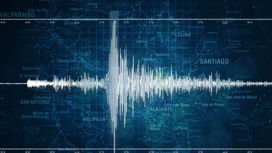 Sismología por temblor 6.9 en San Pedro de Atacama:
