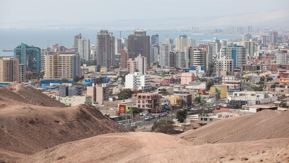 Intendente de Antofagasta tras temblor 6.9: