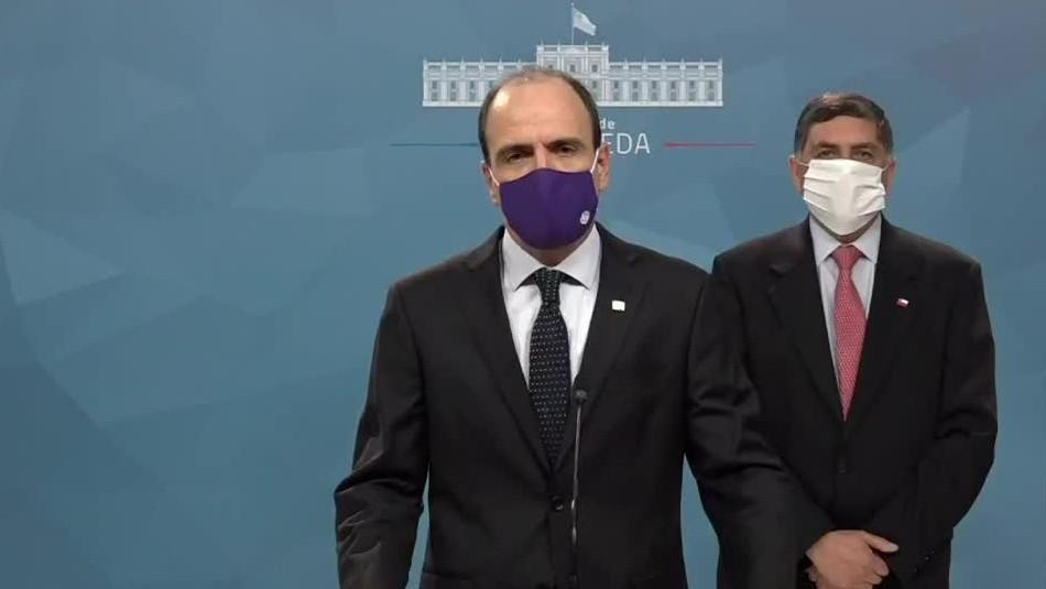 Ministros Alvarado y Monckeberg dan a conocer los desafíos que les planteó el Presidente Piñera
