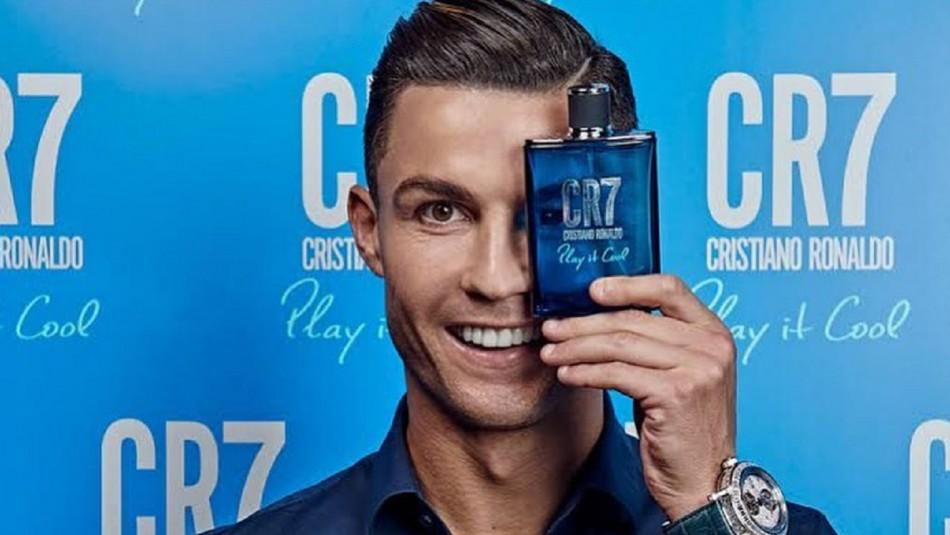 Cristiano Ronaldo es el