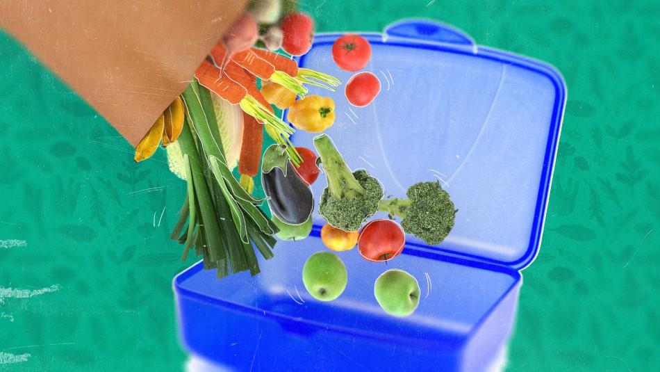 Consejos para cuidados de frutas y verduras.