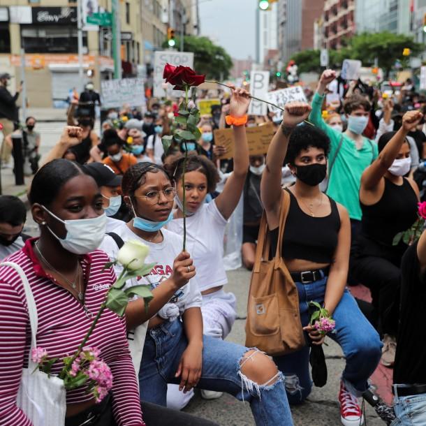 Nuevas protestas por muerte de George Floyd en ciudades de Estados Unidos