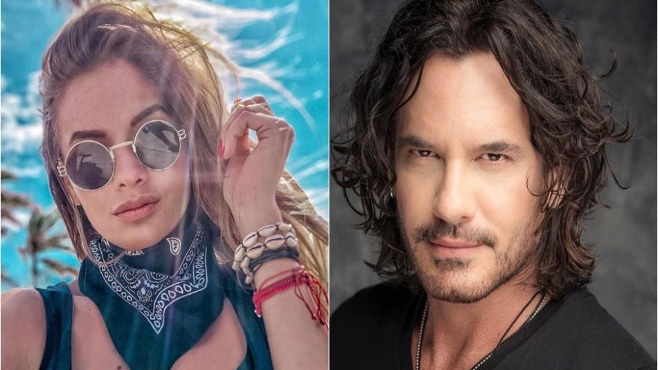 Conoce a la novia de Mario Cimarro: Una modelo eslovaca 21 años menor que el actor