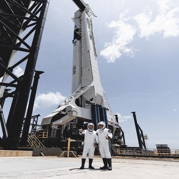 SpaceX: ¿Cuándo regresa la tripulación del Crew Dragón a la Tierra?