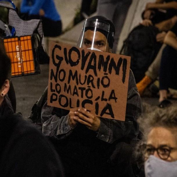 ¿Nuevo Floyd?: México se indigna por la muerte de un hombre arrestado por no usar mascarilla