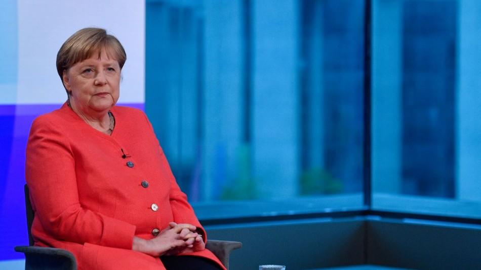 Angela Merkel anuncia bono por hijo de 300 euros y reducción temporal del IVA en Alemania