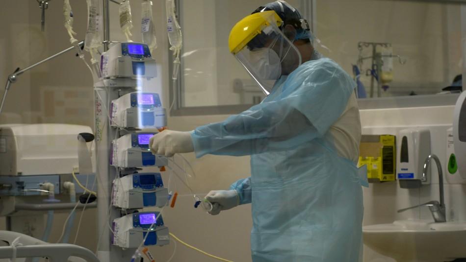 92 muertos: Chile alcanza nuevamente cifra más alta de fallecidos en un día por coronavirus