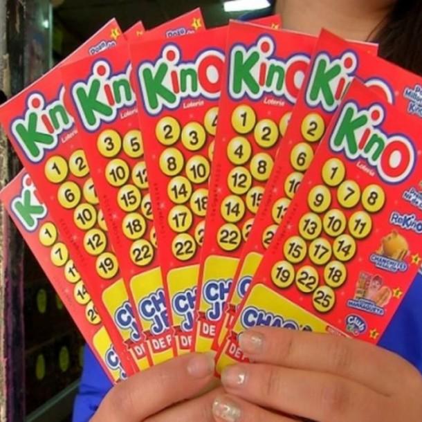 Kino: Revisa los números ganadores del sorteo 2297