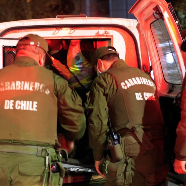 Carabineros logró frustrar robo a bodega de conocida empresa de tecnología en Cerrillos