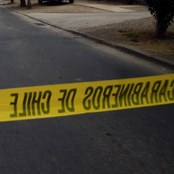 Valparaíso: Policía investiga doble homicidio que se registró en población de la parte alta de la ciudad