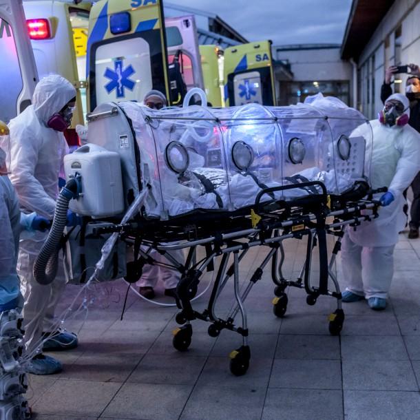 Minsal informa nueva cifra récord de fallecidos: Se produjeron 93 muertes en las últimas 24 horas