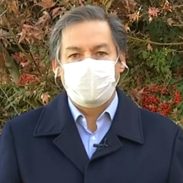 Infectólogo por contagios de coronavirus en Región de Valparaíso: