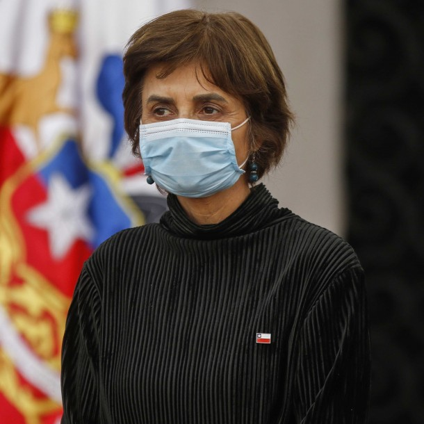 Paula Daza en cuarentena preventiva por contacto estrecho con sospechoso de contagio