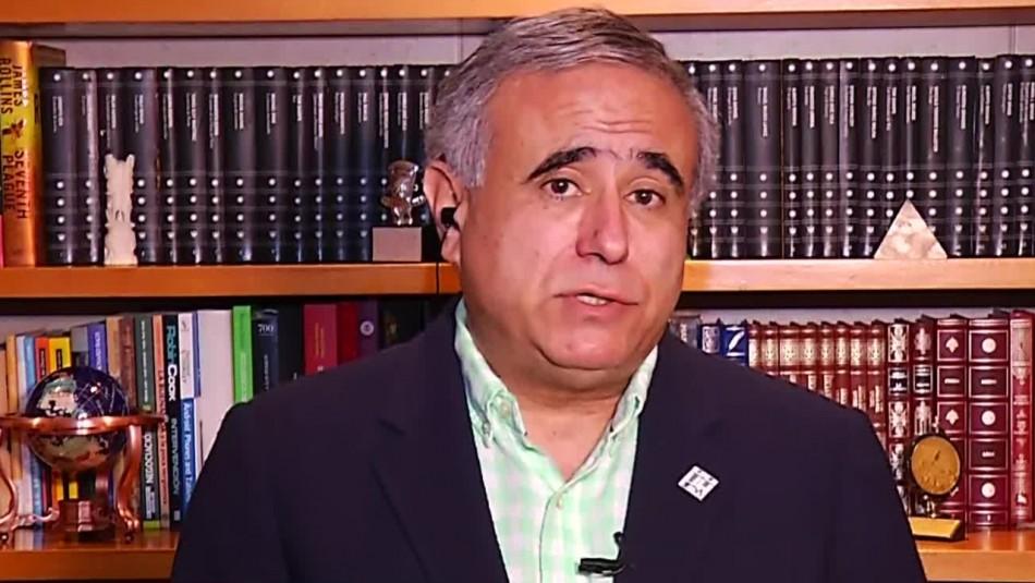 Doctor Sebastián Ugarte y avance del coronavirus en Chile: