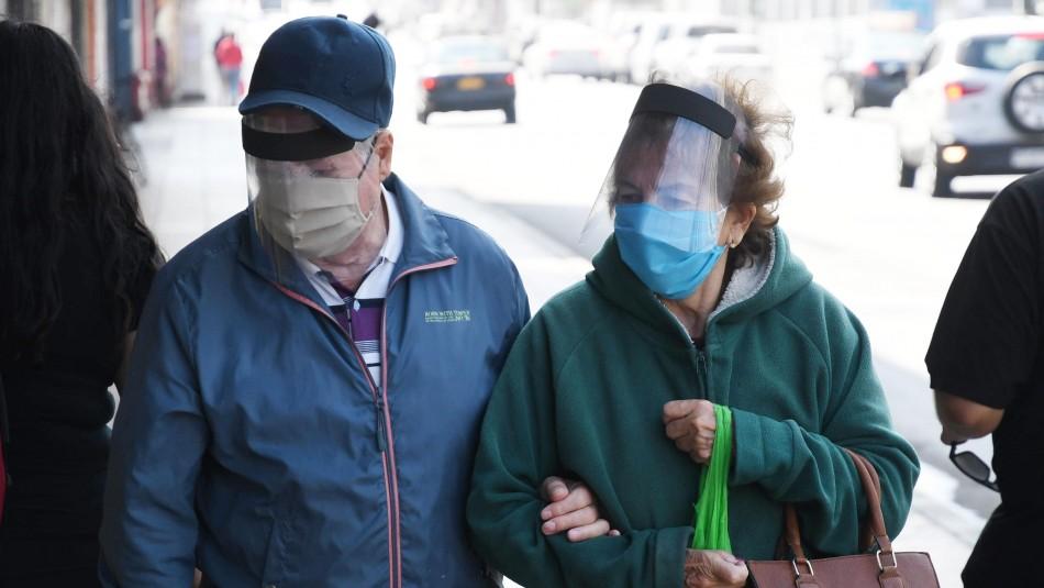 21 ancianos contagiados de coronavirus en Hogar de Cristo de Los Andes