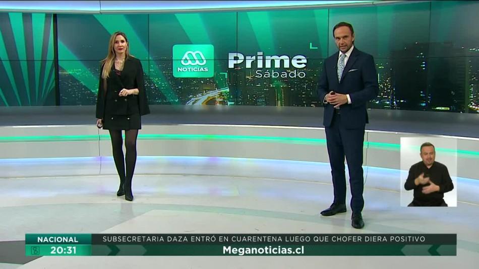 Meganoticias Prime - Sábado 06 de junio 2020