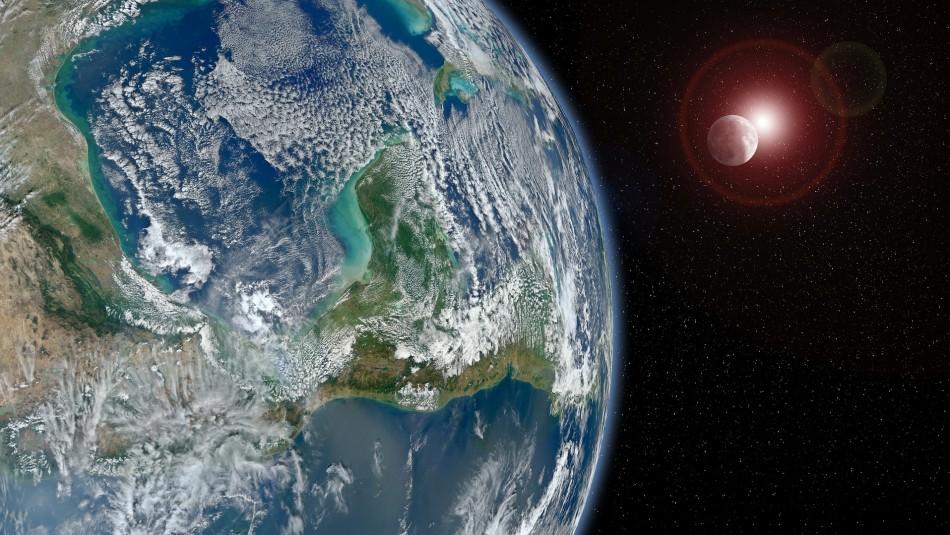 Podría existir vida en el espacio: Descubren réplica de la Tierra que orbita alrededor de un Sol