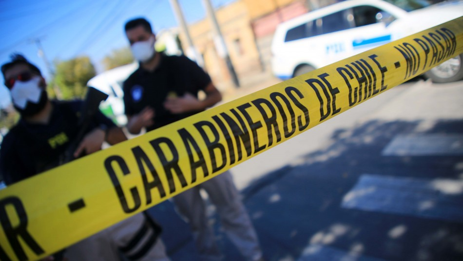 Carabinero en retiro baleó y mató a asaltante que intentó robarle depósito bancario