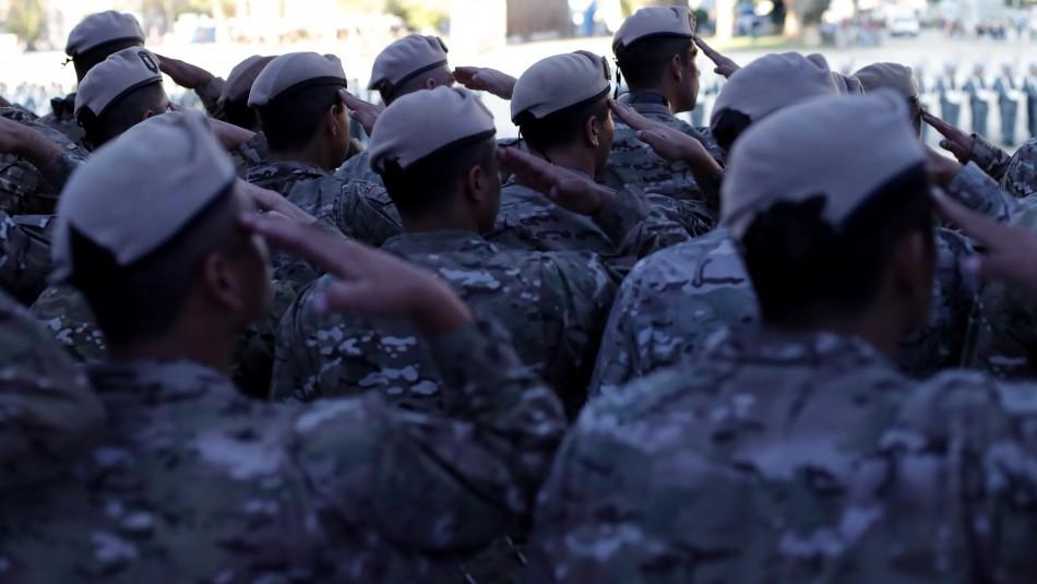 Ejército por muerte de conscripto atropellado en toque de queda: