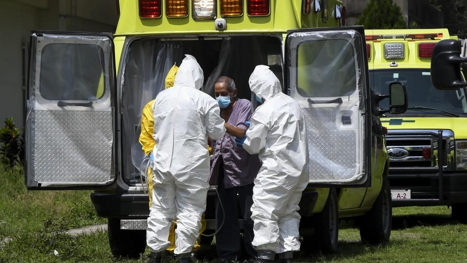 OPS dice que el invierno y los huracanes amenazan la lucha contra el coronavirus en las Américas