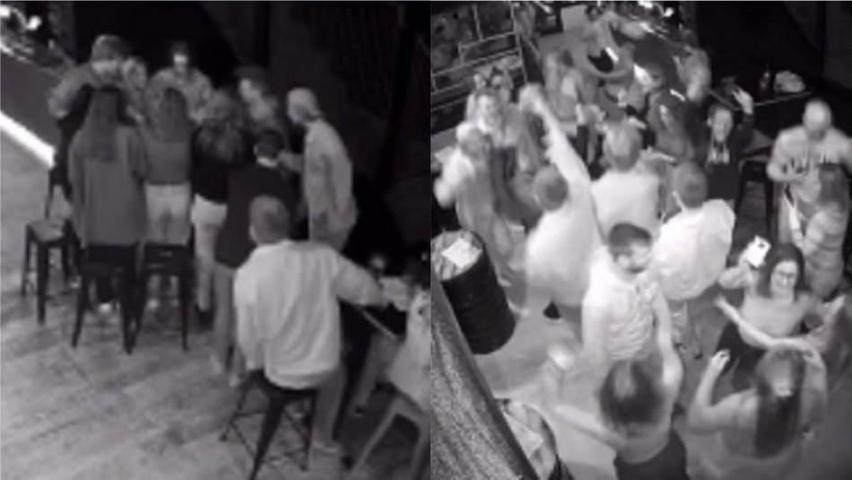 Video muestra cómo celebraron en Nueva Zelanda el fin del distanciamiento social en una discoteque