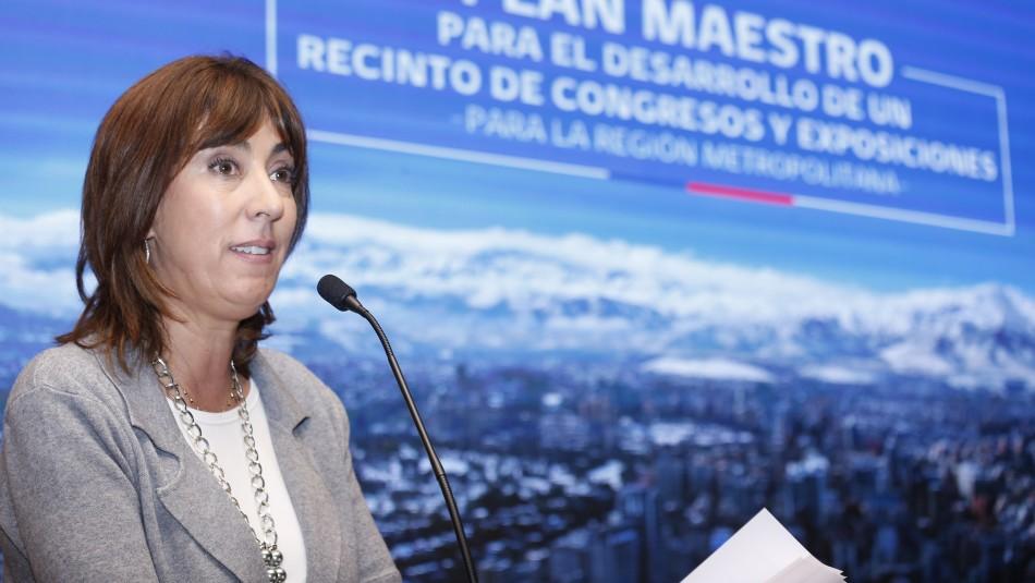 Mónica Zalaquett es designada nueva ministra de la Mujer tras renuncia de Santelices