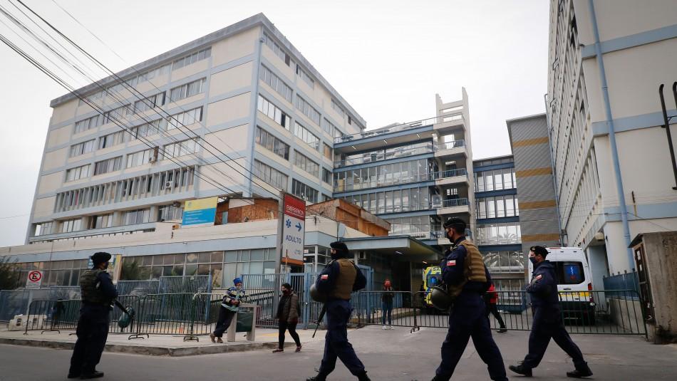 242 casos este martes: Valparaíso se consolida como la segunda región más afectada por el coronavirus