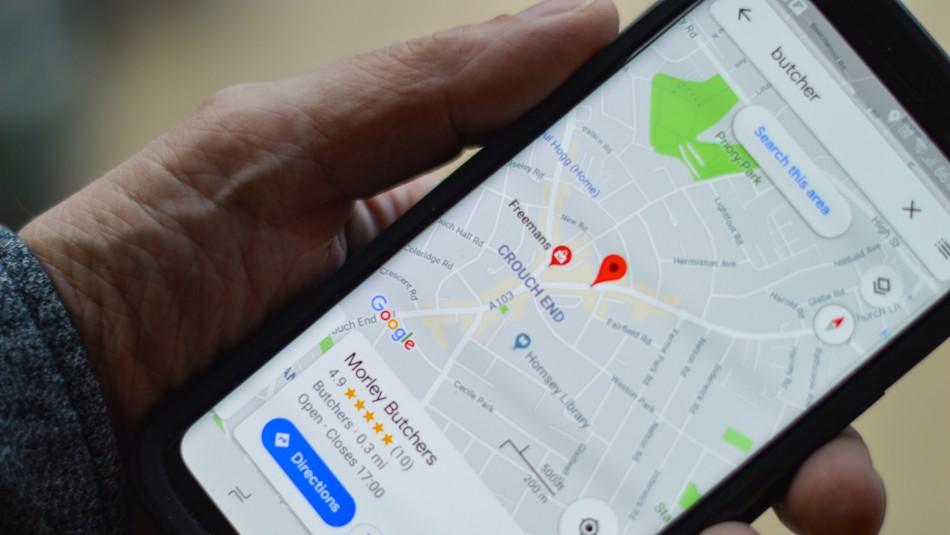 Google Maps desplegará alertas de tránsito por presencia de coronavirus