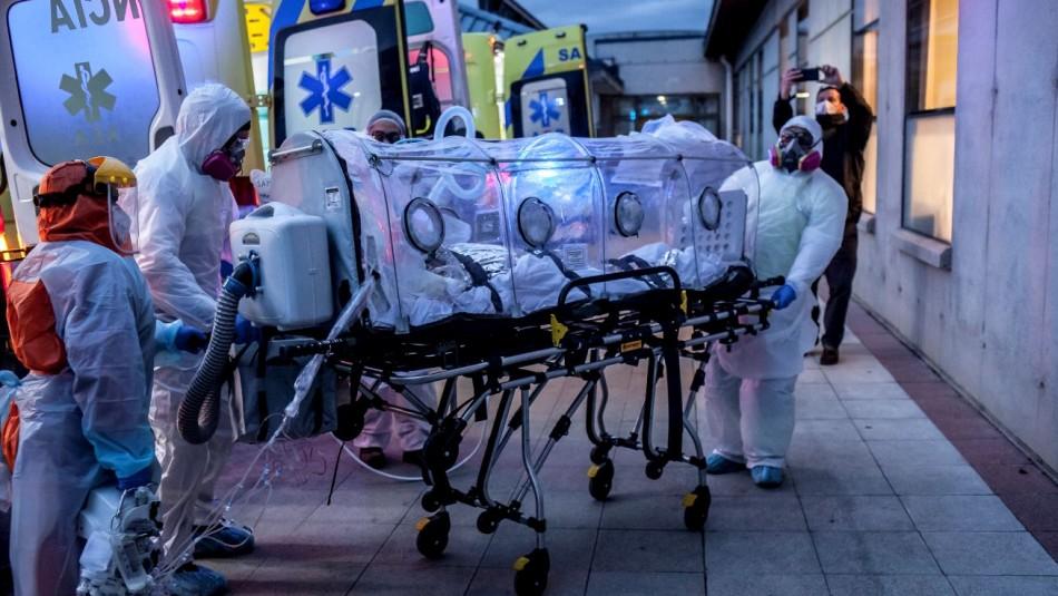 Coronavirus: Chile lidera cifra de muertes por millón de habitantes en toda América