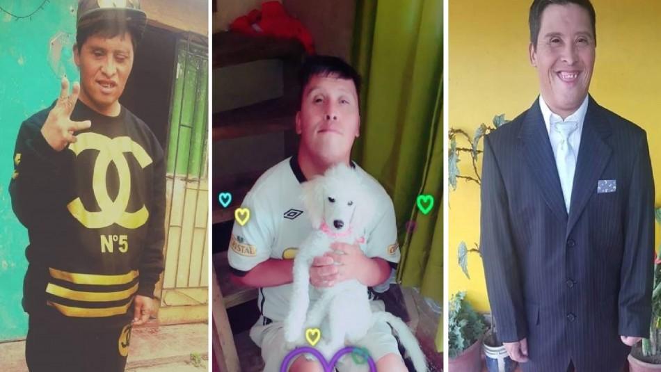 Familia de hombre con síndrome de Down y muerte por coronavirus: